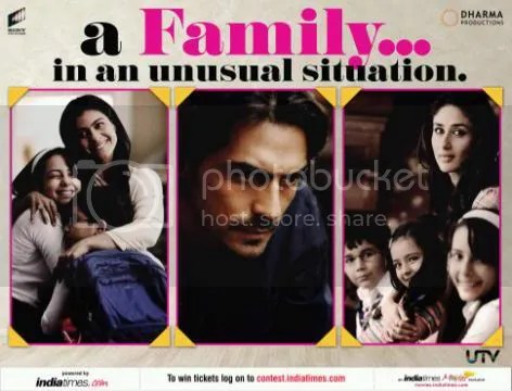WE ARE FAMILY HINDI MOVIE MP3 AUDIO SONGS FREE DOWNLOAD