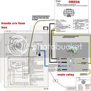 Help Please  Crx Obd0 To D15B Vtec Obd2A   HondaSwap