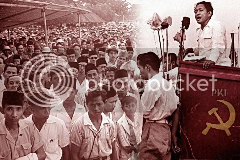 Ilustrasi - Kebangkitan komunis menjelang 23 Mei, dikhawatirkan merubah konstelasi Poros Maritim menjadi Poros Marxis. (Foto: kaskus)