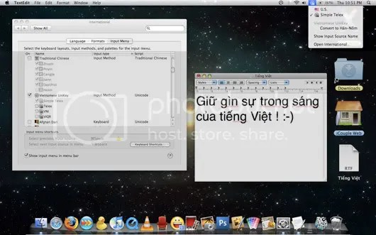 Configure Vietnamese Keyboard Drivers