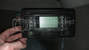 Blaupunkt MK1 Ford MP3 Stereo  Ford Focus Forum, Ford