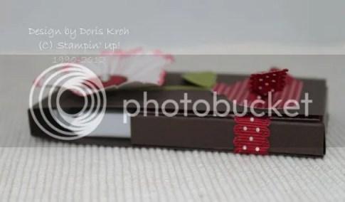 Mixed Bunch Schokoladen-Verpackung