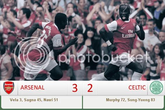 ArsenalCeltic