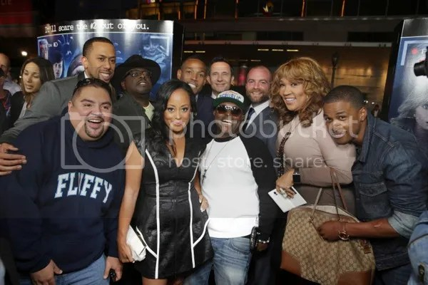 f7bd0feb373b2 The Cast (and friends) of A Haunted House 2′ attend the L.A. premiere at  Regal Cinemas L.A. Live