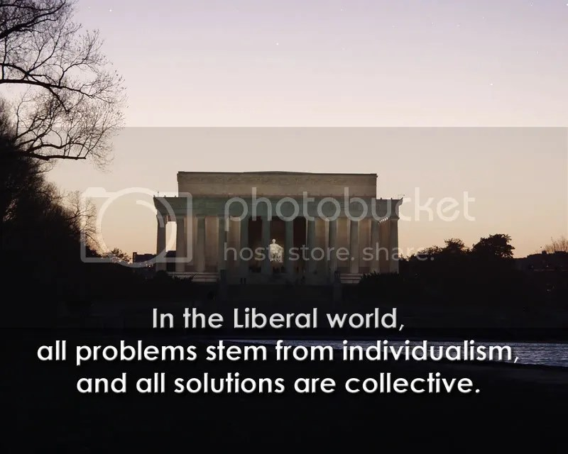 individualism photo: The Liberal Truth InALiberalWorld.jpg