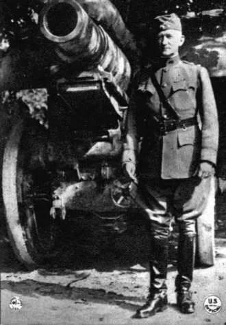 Maj. Gen. Clarence R. Edwards, Commander 26th Division