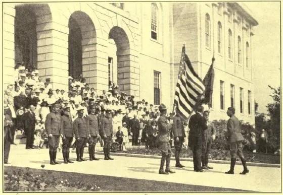 The 103rd Infantry Regiment (6/6)
