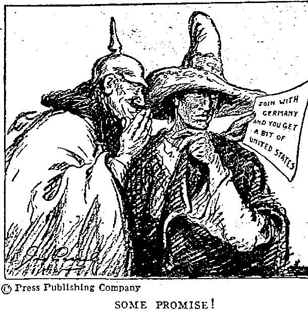 1917 WATCHFUL WAITING (5/6)