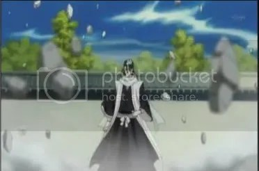 Welcome to Extreme Makeover: Pool Edition...I am your host Byakuya