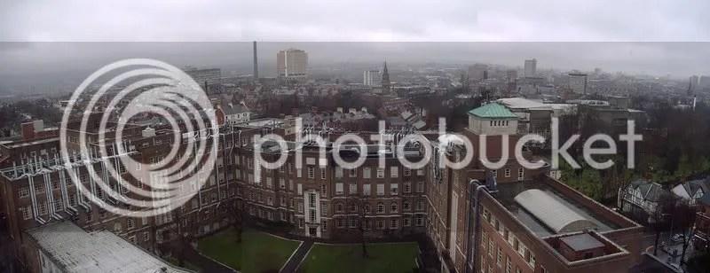 Belfast city scene