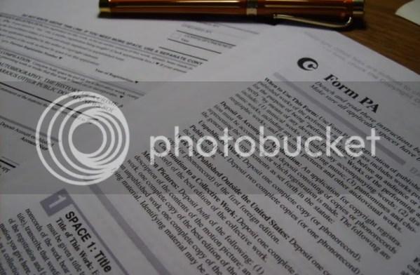 Form PA info