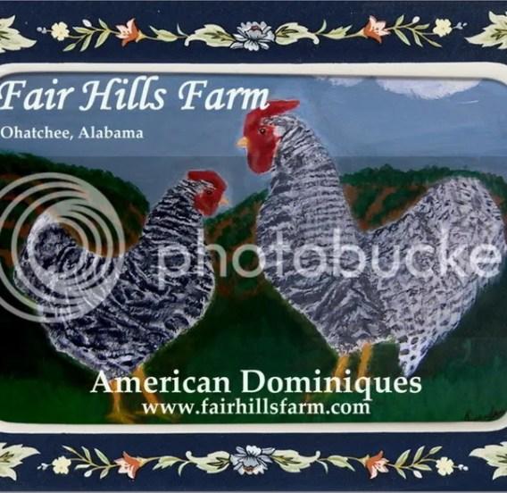 Fair Hills Farm Logo