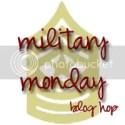 military monday blog hop
