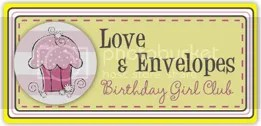 love&envelopes birthday girl club