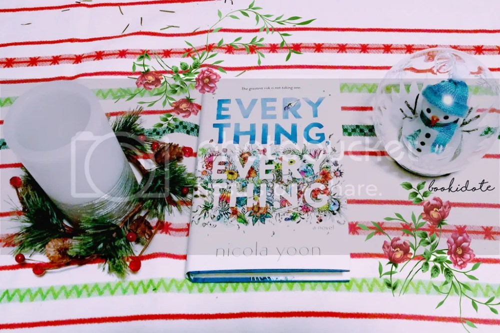 Everything Everything by Nicola Yoon (4/4)