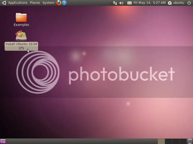 linux ubuntu 10.04 iso