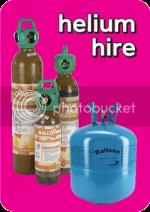 Helium Hire Cardiff