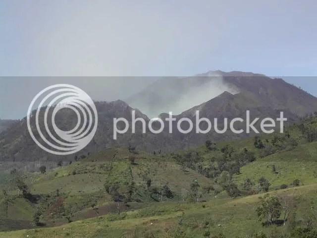 kawah ijen 5, Kawah Ijen Pemandangan dari kaldera