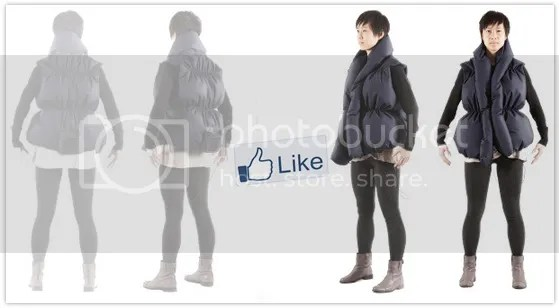 Like-A-Hug: This Hugging Jacket Hugs You For Facebook Likes, Like-A-Hug: This Hugging Jacket Hugs You For Facebook Likes