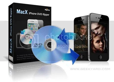 MacX IPhone DVD Ripper For FREE To Put DVD Movies On IPhone 5, MacX IPhone DVD Ripper For FREE To Put DVD Movies On IPhone 5