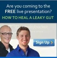 Join the Solving Leaky Gut Webinar