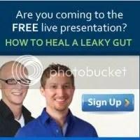 Join the Solving Leaky Gut Webinar