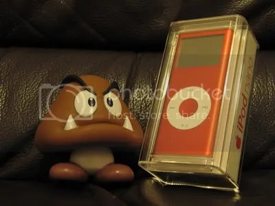 my new iPod nano