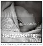 Babywearing Series on the Mommyhood Memos