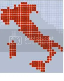 mappa di italia.it