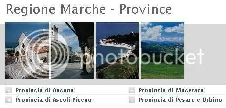 province delle marche