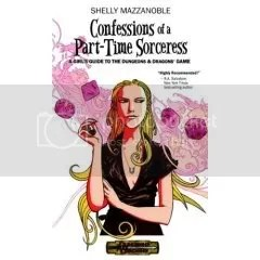 Confessions of a Part-Time Sorceress book cover