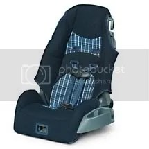 Graco High Back TurboBooster Youth Car Seat