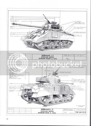 Sherman Firefly Ic 1st Hussars  MLU FORUM