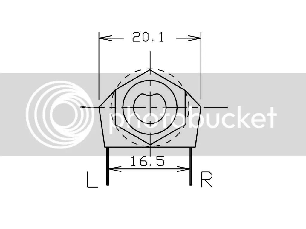Cliff Uk Genuine 1 4 6 35mm Mono Switched Jack Socket
