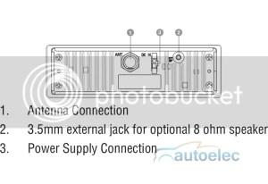 ORICOM UHF400R 12V 24V VOLT 5 WATT 80CH UHF CB RADIO TRUCK
