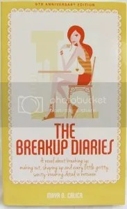 The Breakup Diaries by Maya O. Calica