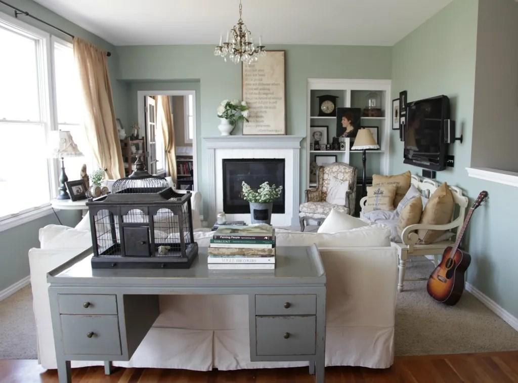 Family Room Arrangements