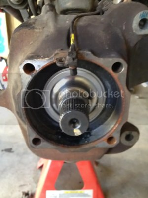 2008 F250 Front Axle Removal  HELP!  Ford Truck Enthusiasts Forums