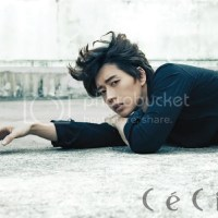 Park Hae Jin for CéCi [April.2013]