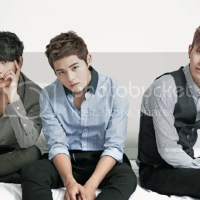 ZE:A's Siwan, Dong Jun and Min Woo for CéCi [October.2012]
