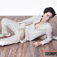 Lee Min Ki for Cosmopolitan [March.2013]