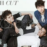 Suh Jun Young, Go Kyung Pyo, Do Ji Han, and Hoya for High Cut [September.2012]