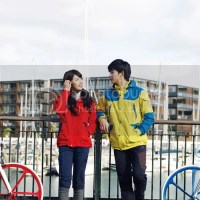 UPDATED: Kim Soo Hyun and Suzy in New Zealand for High Cut [August.2012 no.83]