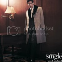 Kim Jae Won for Singles [February.2013]