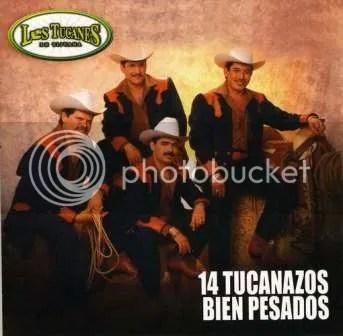 Los Tucanes De Tijuana -14 Corridos Pesados (Disco)