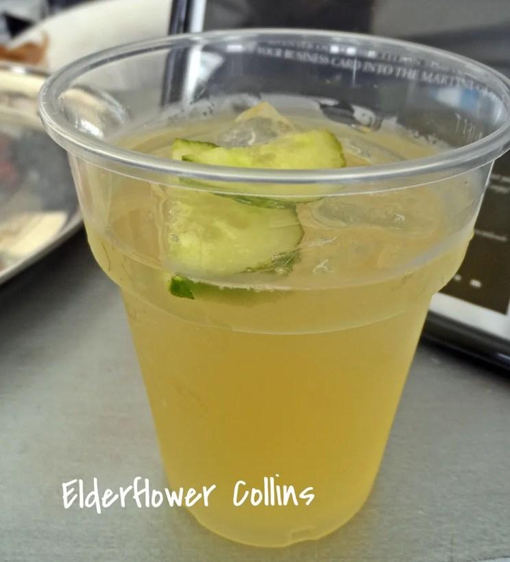 Elderflower Collins