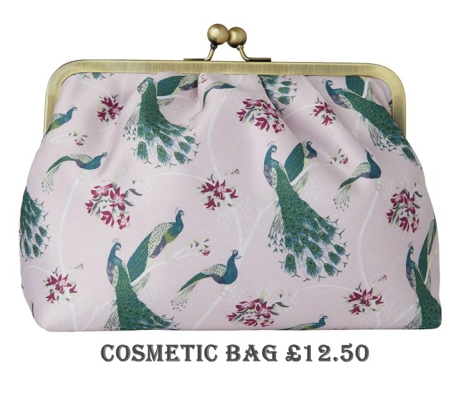 M&S Downtown Abbey Cosmetic Purse