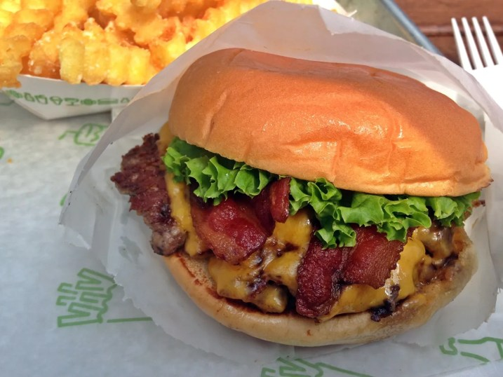 Shake Shack Burger London