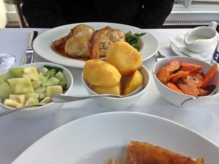 Roast Restaurant - The P-Ho Diaries