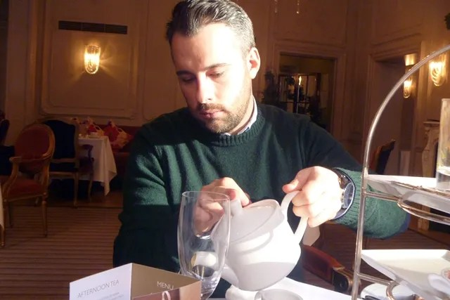 afternoon tea cadogan